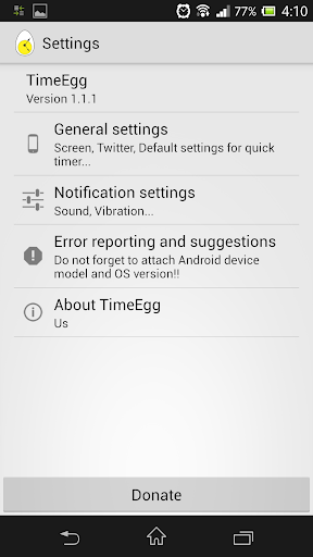 【免費工具App】TimeEgg - Kitchen Timer-APP點子