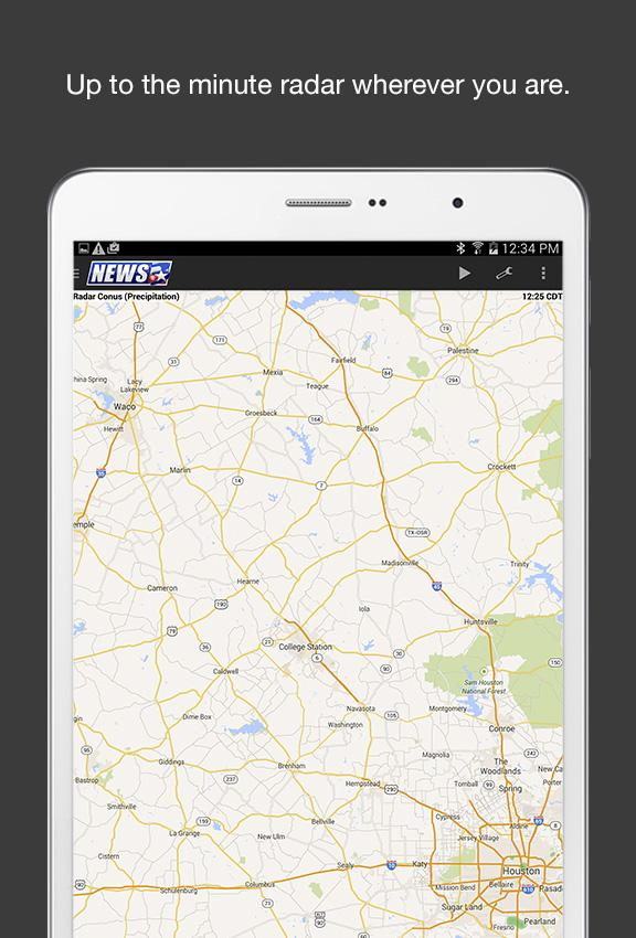 KBTX News- screenshot
