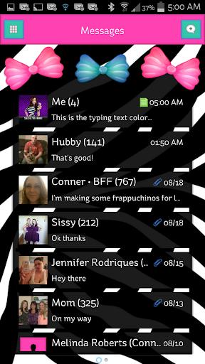 GO SMS - SCS138
