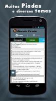Screenshot of Manolo Pirado Piadas e Frases