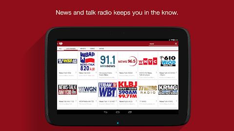 iHeartRadio Free Music & Radio Screenshot 29