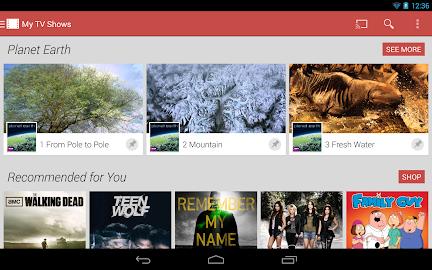 Google Play Movies & TV Screenshot 20