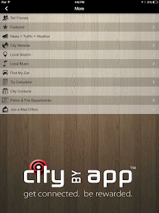 CityByApp® Canyon Lake! - screenshot thumbnail