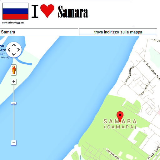 Samara maps