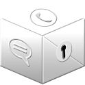 Hide SMS & Call Logs - iPhone icon