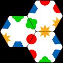 Hexa Zoki Puzzles – Free logo