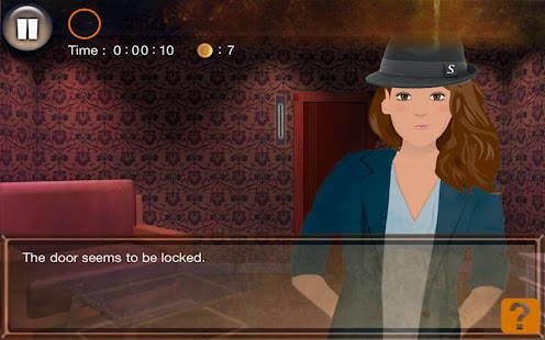 Detective S-Backroom HD Lite - screenshot thumbnail