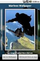 Screenshot of Marines Wallpaper