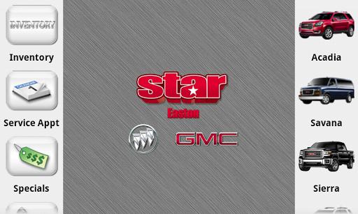 Star Easton Dealer App