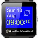 JJW Simplicity Watchface 2 SW2 icon