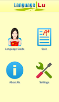 Screenshot of Learn Languages: Language Lu