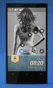 Denim【Creative Locker Theme】 - screenshot thumbnail
