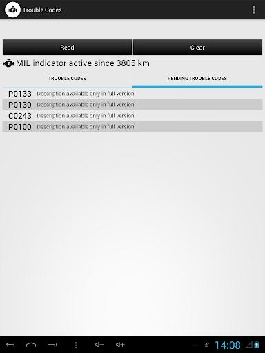 玩通訊App|AutoDiagnosis LITE (OBDII ELM)免費|APP試玩