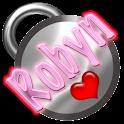 Robyn Name Tag logo