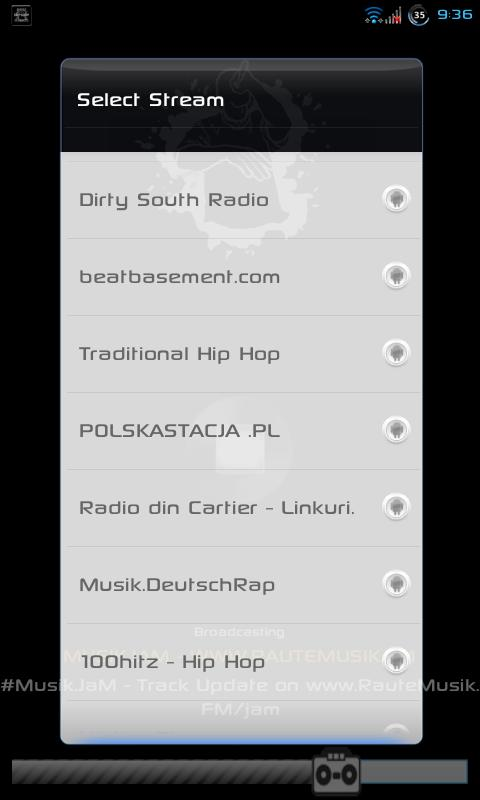 Best Hip Hop Radios- screenshot