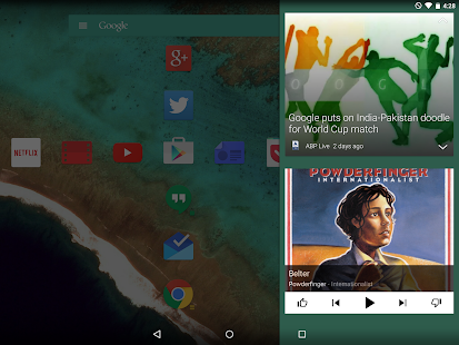 Action Launcher 3- screenshot thumbnail