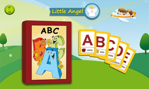 Flashcards Das Alphabet