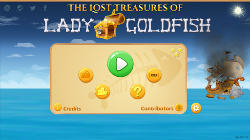 Lost Treasures of LadyGoldfish