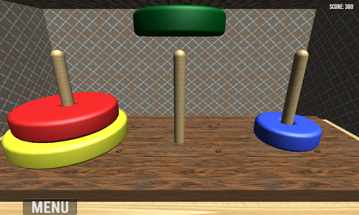 Hanoi Ziggurat-Tower of Hanoi screenshot
