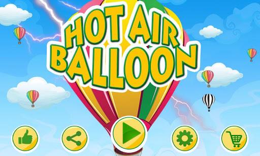 Hot Air Balloon : Sky Of War