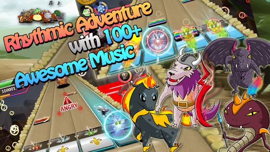 Song of Hero : Music RPG- screenshot thumbnail