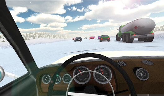 Russian Traffic Racer (alpha) - screenshot thumbnail