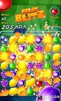 Screenshot of Fruit Blitz