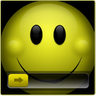 Smiley Go Launcher EX Locker icon
