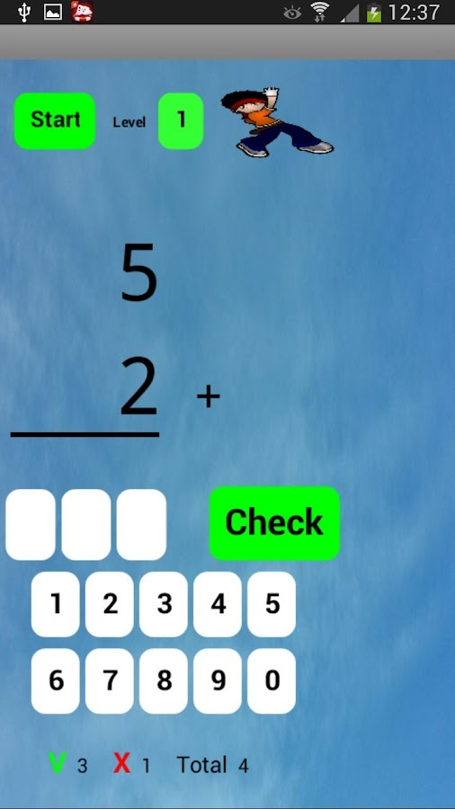 Learn Math 4th Grade- screenshot