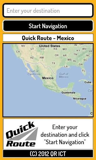 クイックルートメキシコ
