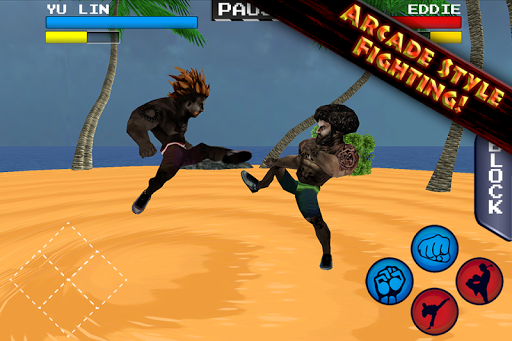 Heroes Arena - Arcade Fighter