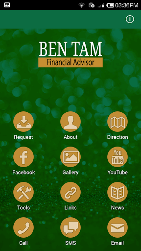 Ben Tam Financial Advisor