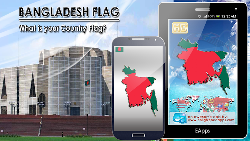 Noticon Flag: Bangladesh