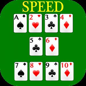 speed card game