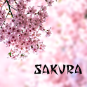 Sakura Real Live Wallpaper logo