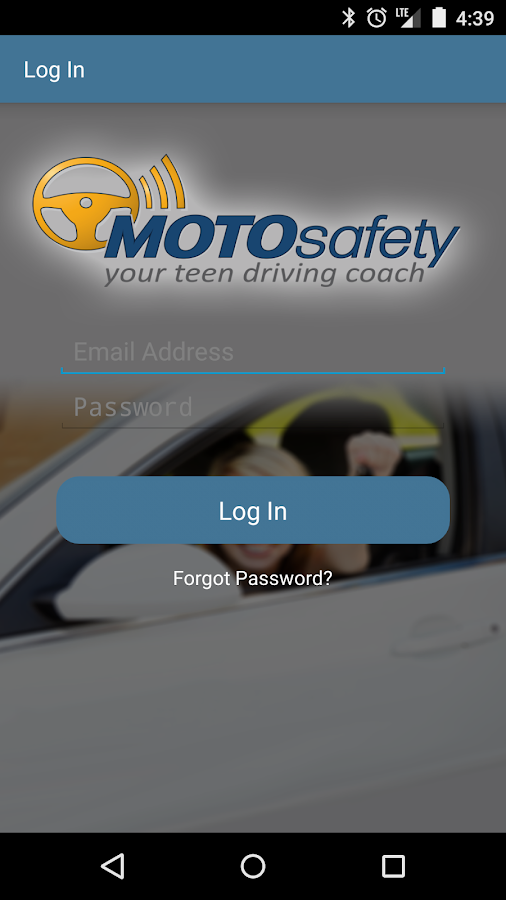 MOTOsafety- screenshot