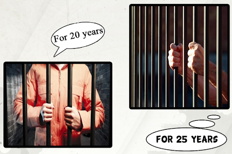 Jail Photo Suit - náhled