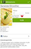 Screenshot of dietcoachone - Der Diät-Coach