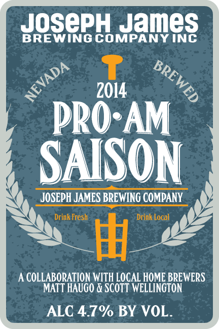 Logo of Joseph James Pro - Am Saison