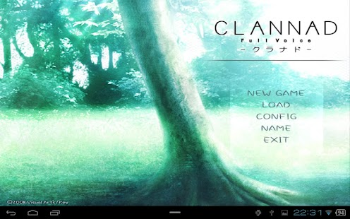 Clannad - screenshot thumbnail