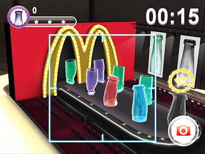 McDonald's Coca-Cola® Glass AR- screenshot thumbnail