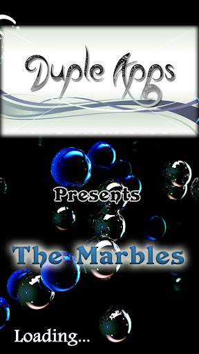 The Marbles - Game