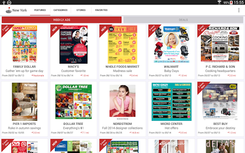 Shopfully - Weekly Ads & Deals - screenshot thumbnail