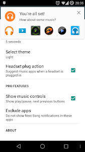 NextSong - Music Notifications v1.1b-free
