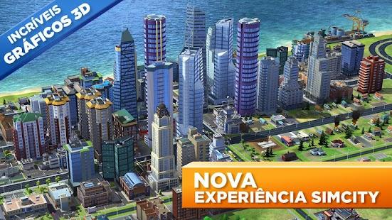 SimCity BuildIt: miniatura da captura de tela