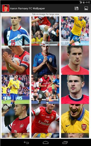 Aaron Ramsey FC Wallpaper
