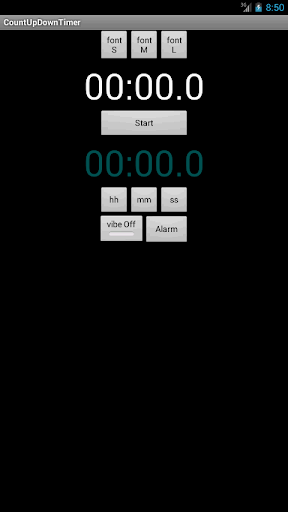 Count Up Down Timer Plus