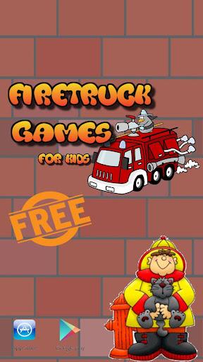 Firetruck Games for Kids