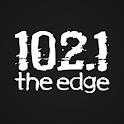 102.1 the Edge icon