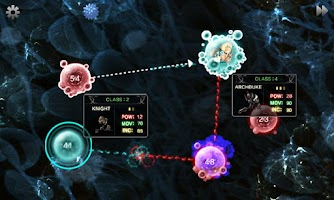 Screenshot of war of reproduction Ex